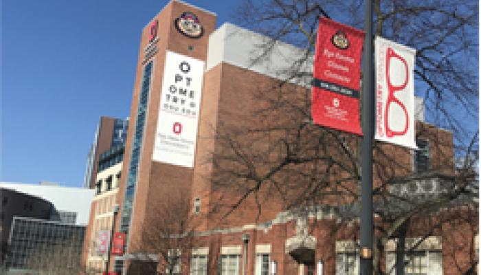 Ohio State Optometry clinic - main campus - 338 W 10th Ave, 43210